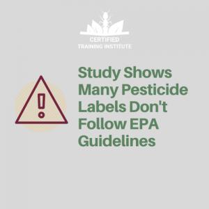 PST – EPA Labels